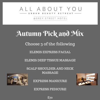 Autumn Pick and Mix
