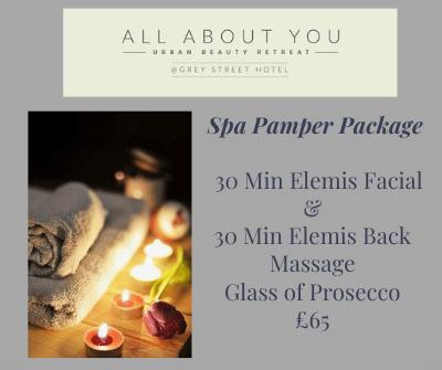 Spa Pamper Package